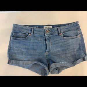 DL1961 jean shorts